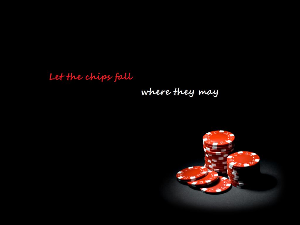 Persetujuan Poker Untuk Masuk Dalam Perlombaan