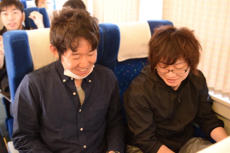電車内開発