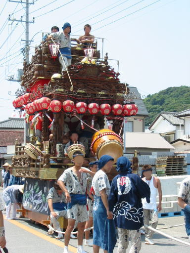 touhuji-dasi