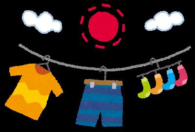 布おむつ洗濯