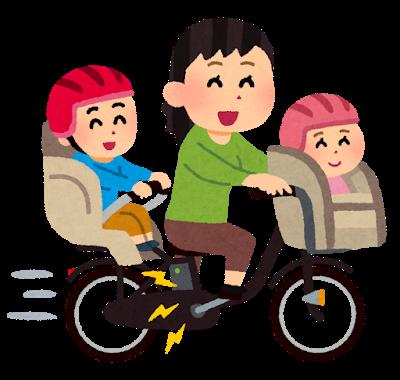 赤ちゃん自転車