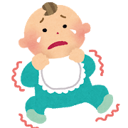 便秘の赤ちゃん