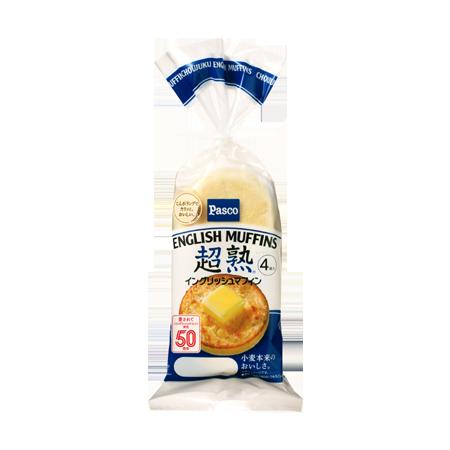 超熟 イングリッシュマフィン 離乳食
