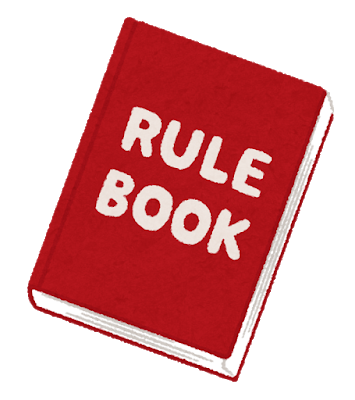テレビ ルール