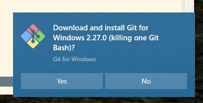 Git自動更新