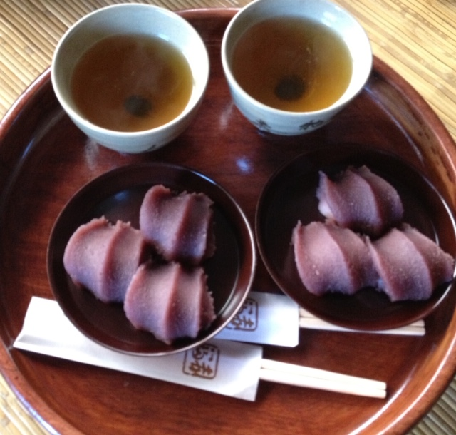 赤福本店(赤福&お茶セット)