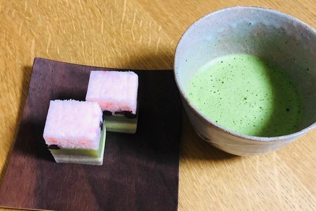 半田 松華堂 棹菓子