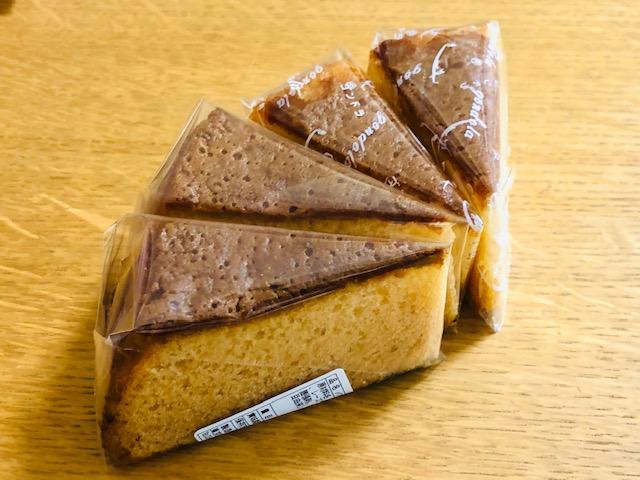 ゴンドラ パウンドケーキ オレンジケーキ