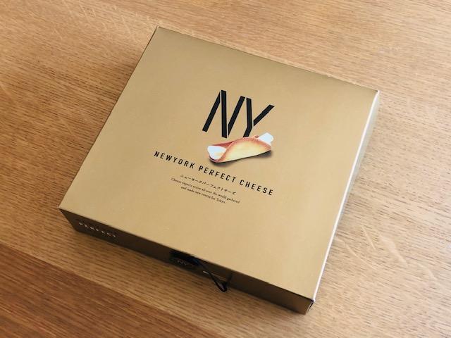 ニューヨークパーフェクトチーズ パッケージ