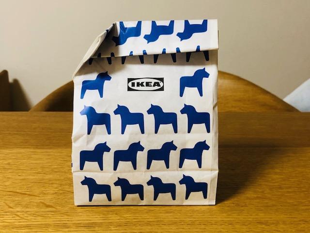 IKEA原宿店 パン 袋