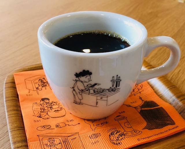 長谷川町子記念館 コーヒーカップ