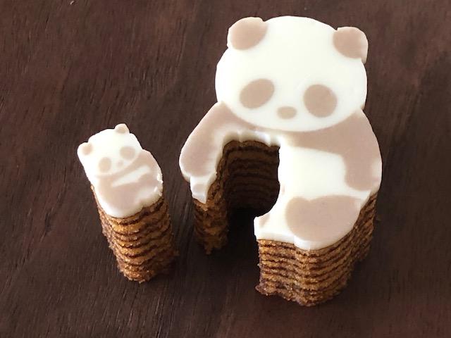 パンダバウム 赤ちゃんパンダ