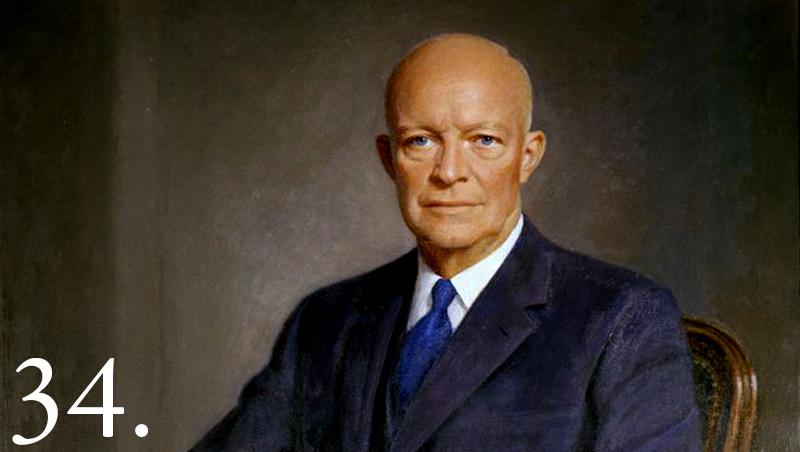 アメリカの歴代大統領、超有名な...