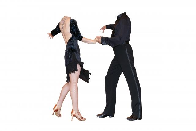 社交ダンス_ルンバ