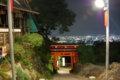 [伏見稲荷大社][伏見稲荷][山][神社][夜]