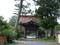 山形県酒田。浄福寺の入口、唐門。