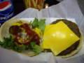 NASAのフードコートでお昼。昨日のバーガーの方が、やっぱり美味しか