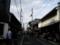 琵琶湖長浜、黒壁スクエア。観光客が多いですね〜。