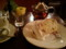 ル・プ・ティニの後継店「カフェ ドゥ ルー」の桜シフォンケーキ