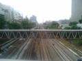 [目白周辺]目白駅前。鉄道、けっこう好きなんです。