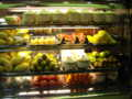 [フランス]バンコク空港にて。果物売ってるー!