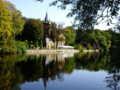 [ベルギー]ブルージュ、愛の湖。