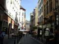 [フランス]ブリュッセルの街角。