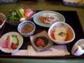 [旅行][ごはん]2010.3.25. 熱海伊豆山。朝食。