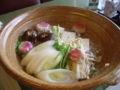 [旅行][ごはん]2010.3.26. 熱海伊豆山。朝食の湯豆腐。朝から本気だぜ。