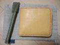 [買物]Leprotto (レプロット)でオーダーした財布