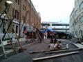 [旅行] 2012年8月21日、神戸旅行。維新派の舞台を観に行く。