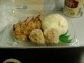 [旅行][ごはん] 2012年8月22日、神戸旅行。肉まん美味しかった〜!