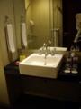 [研修] 2012年8月4日、ホテルの部屋。