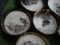 2012年8月9日、おやつ。黒米にココナツミルクがけ。
