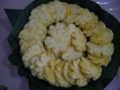 [研修] 2012年8月9日、お昼! のデザート、パイナップル。