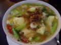 [研修] 2012年8月11日、某国JKT の空港、食堂にて、美味!