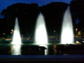 [散歩] 2012年9月9日、上野公園の噴水。