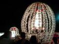 [散歩][目白周辺] 2012年10月16日、雑司ヶ谷鬼子母神の御会式