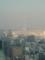 2014年元旦、東京タワーよりスカイツリーを臨む。