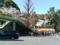 2014/03/31、靖国神社の入口。
