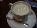 [旅行][ごはん] 2014年4月28日、京都「フランソア喫茶室」にて