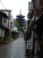 [旅行] 2014年4月29日、京都にて。