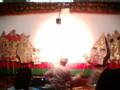 [その他] 2014年5月11日。影絵芝居の一幕。