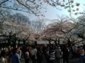 [散歩]2015/03/30、皇居北の丸公園入り口。