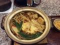 [旅行] 2015/09/19、名古屋にて味噌煮込みきしめん