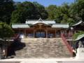 [旅行][長崎]2015/10/25、長崎・諏訪神社の本殿