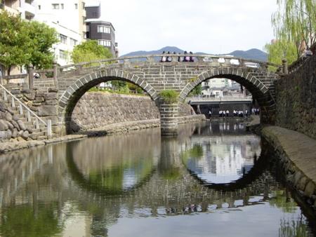2015/10/26、長崎・眼鏡橋