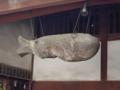 [旅行][長崎]2015/10/26、長崎・興福寺の木魚その1