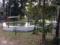 2016/10/21、奈良・西大寺にて「池からプールから池へ」。「古都祝奈良(