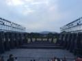 [[旅行]2016/10/21、維新派「アマハラ」奈良・平城京跡